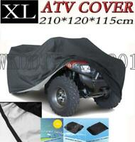 XL Waterproof ATV Cover Quad Dust Protector Storage For Yamaha YFZ 450 450R SE