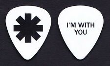 Red Hot Chili Peppers Josh Klinghoffer White Guitar Pick - 2012 Tour RHCP