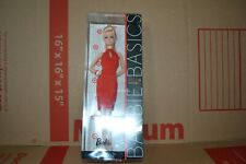 Barbie Basics Red Collection Model 001 New Target Exclusive