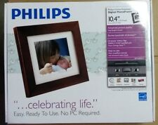 "Philips Home Essentials Digital PhotoFrame 10.4"" LCD SPF3400/G7 Picture Frame"