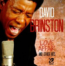 David Brinston - Two Way Love Affair -  New Factory Sealed CD