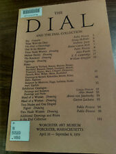 The Dial & the Dial Collection, Worcester Art Museum 04-30 to 09-08,1959