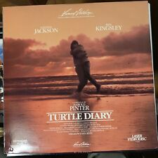 """Turtle Diary - 12""""  Laserdisc Buy 6 for free shipping corner punched"""