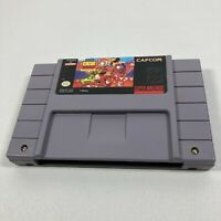 The Great Circus Mystery Starring Mickey and Minnie Super Nintendo 1994 Tested !
