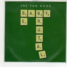 (FN664) The Van Doos, Baby Be Brutal - DJ CD