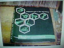 1963 Component Parts Of Jigs And Fixtures Carr Catalog