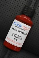 ALFA ROMEO PAINT 30ML TOUCH UP KIT RED ROSSO 130 REPAIR SCRATCH MITO GIULIA