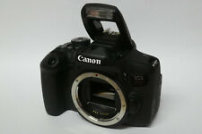 Canon EOS 750D Gehäuse / Body gebraucht  750 D