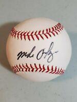 Mike Flanagan Signed OAL Baseball Orioles JSA COA Authentic Autograph