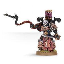 Warhammer 40k Chaos Space Marines Lucius the Eternal Metal OOP