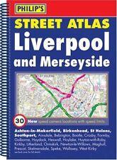 New, Philip's Street Atlas Liverpool and Merseyside (Philip's Street Atlases), ,