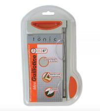 "6"" Mini Guillotine Paper Trimmer Tonic Studios - NEW"