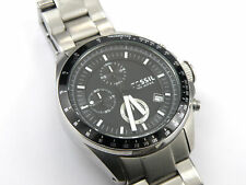 Fossil Mens Watch Decker CH2600 with Chrono - 100m