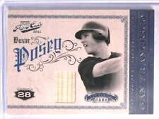 2011 Playoff Prime Cuts Buster Posey Bat #D081/199 #4 *70525