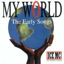 Ice MC + CD + My world-The early songs (1995)
