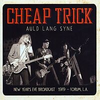 Cheap Trick - Auld Lang Syne [CD]