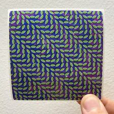 "Animal Collective Merriweather Post Pavilion 3"" x 3"" EP LP Album Cover Sticker"
