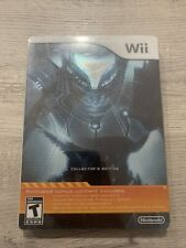 Metroid Prime Trilogy for Nintendo Wii with case and manual Complete