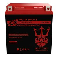 YTX30L-BS Battery High Performance UTV Battery for Polaris, Arctic Cat, Can-Am