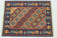 nomden Kelim très bien pièce unique PERSAN TAPIS tapis d'Orient 1,55 x 1,20