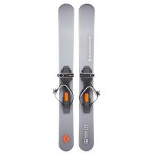 Black Diamond Glidelite 127cm Trek Skis with Bindings and Skins