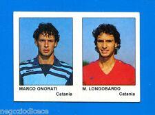 CALCIO FLASH '85 Lampo - Figurina-Sticker n. 345 -ONORATI-LONGOBARDO CATANIA-New