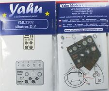 Yahu YML32002 1/32 Albatros D.V Instrument Panel