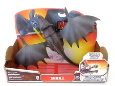 How To Train Your Dragon Skrill Defenders Of Berk Action Figure NRFB Very Rare