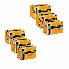 60 Duracell Procell AA Size 1.5V  LR6 Alkaline Professional Performance Battery