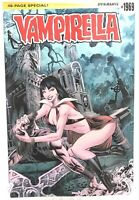 Vampirella #1969 Cover B Jack Jadson Mature VARIANT Dynamite Entertainment