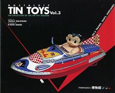 Japanese Tin Toys Planes Boats Ships Busses Carnival incl. Makers / Scarce Book