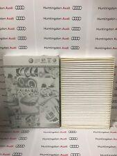 Genuine Audi Pollen Filter - A4,S4,RS4 8E0819439