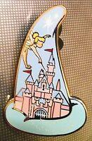 Disney WDI Tinker Bell Sorcerer Hat Sleeping Beauty Castle LE Pin