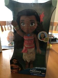 Disney Moana adventure doll - never removed from box