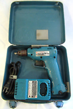 Makita Vintage Cordless Drill 6071D DC 7.2V Includes Battery & Fast Charger