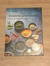LIVRE DE RECETTES THERMOMIX NEUF SOUS BLISTER EVASIONS GOURMANDES 65 RECETTES