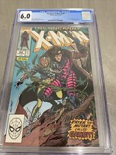 The Uncanny X-Men #266 CGC 6.0 First Appearance Of Gambit. Mystique Appearance.