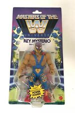 MASTERS OF THE WWE UNIVERSE Rey Mysterio Articulate Action Figure New