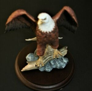BALD EAGLE AMERICAN EAGLE GALLERY MARURI PORCELAIN