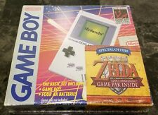 Nintendo Game Boy DMG-01 GameBoy Zelda Link's Awakening CIB Near Mint!
