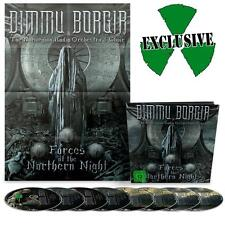DIMMU BORGIR Forces of the northern night EARBOOK DELUXE Limited to 750 Copies