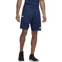 Football Shorts Sports Teamwear Mens Adidas T19 3P Pockets Navy Zip Eco