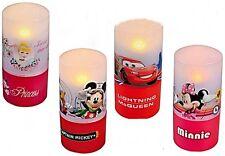Disney LED Lamp Night Light Minnie Mouse/Mickey Mouse/Princess / Cars