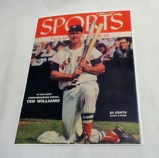 Aug 1955 Sports Illistrated SI Boston Red Sox Ted Williams Picture 8x10 Photo