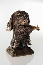 Jagd Figur Pokal Trophäe aus Resin 21 cm mit Gravur Beschriftung Jäger
