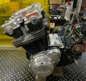 1981 81 HONDA CB750F CB750 CB 750 ENGINE MOTOR CRANKCASE