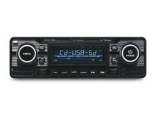 Autoradio Vintage Look Retro Black Lecture CD/USB/SD Tuner FM RMD120B Caliber
