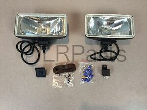 RANGE ROVER CLASSIC 87-95 55W SPOILER MOUNTED DRIVING LAMP KIT PRC8238 NEW