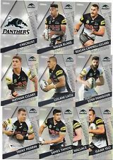 2018 NRL Traders Pearl Parallel Special PANTHERS Team Set