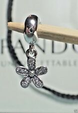 AUTHENTIC PANDORA CHARM DAZZLING DAISY DANGLE 791491CZ